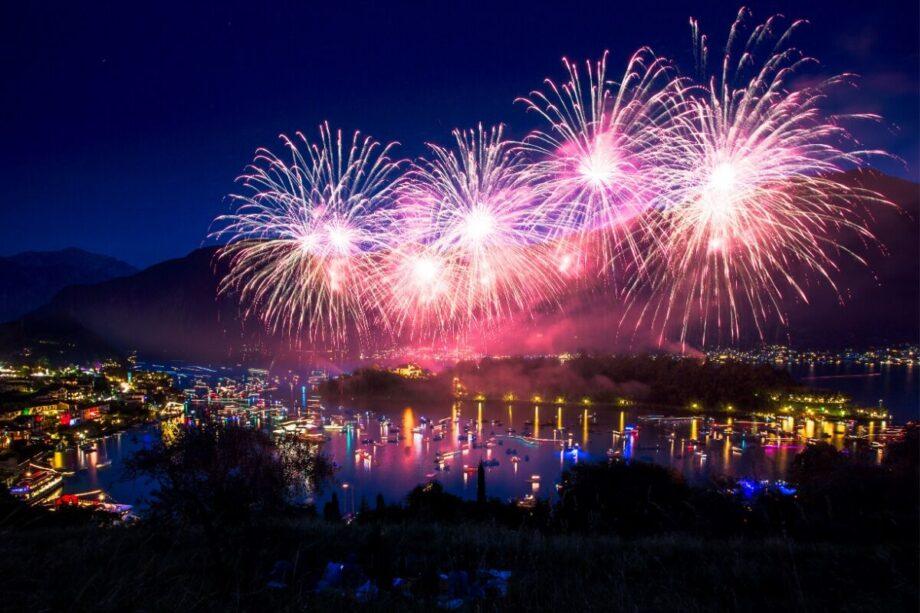 Eventi lago di Como